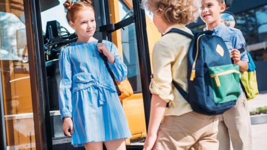 Transporte escolar: como investir nesse tipo de negócio (Foto: Depositphotos_207933354_s-2019)